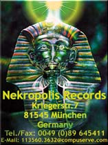 Nekropolis Records Logo